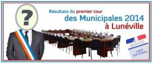 38F - Wahlen in Lunéville