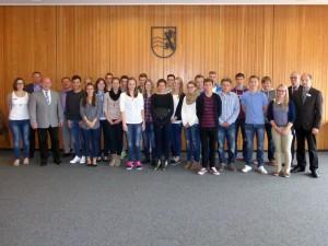 4158 - Ausbildungsbeginn Rhein-Neckar-Kreis 2014
