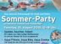 Sommerparty im bellamar