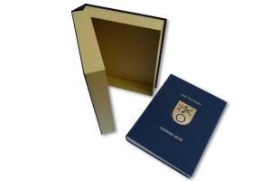 5975 - Goldenes Buch Schwetzingen 1
