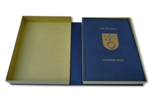 5975 - Goldenes Buch Schwetzingen 2