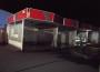 Teilbrand einer Waschhalle in der Essener Straße