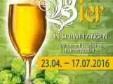 Bier in Schwetzingen