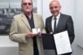 Dr. Hans-Joachim Förster erhält die Carl-Theodor-Medaille