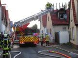 Viele Einsätze: Starkregen forderte die Feuerwehr über einen längeren Zeitraum