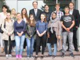 Ruhiges Ausbildungsjahr in Brühl – Neue Auszubildende zum Start ins Berufsleben begrüßt