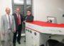 Hightech in AugenPraxisKlinik Heidelberg: Grauen Star mit Femto-Laser operieren