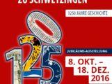 Von Suezzingen zu Schwetzingen – Eröffnung der Jubiläums-Ausstellung am 8. Oktober