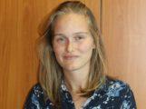 Hannah Bossers als Fremdsprachen-Assistentin für Englisch am Hebel