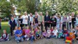 Neuer Mehrgenerationen-Spielplatz im Brühler Wiesengrund eingeweiht