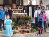 Erntedank in allen Kirchen der Seelsorgeeinheit Schwetzingen