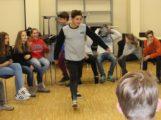 Zwei Tage nur Theater – Theaterpädagogik am Hebel eingeführt
