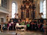 Eröffnung der Erstkommunion-Vorbereitung in St. Pankratius