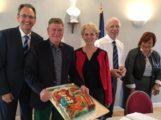 Vorfreude auf den 40. Geburtstag der Städteparnerschaft Brühl – Ormesson