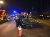 Viele Einsätze an einem Tage für die Feuerwehr Schwetzingen