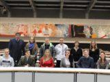 Auszubildende der Stadtverwaltung auf politischer Informationsfahrt in Berlin