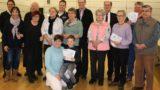 Brühl: 13 Gewinner der Glückssternaktion des Gewerbevereins durften sich freuen