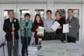 Hebel-Gymnasium: Dem Klimawandel auf der Spur – und zwar hier vor Ort
