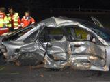 Tödlicher Verkehrsunfall auf B535 – Zwei weitere Schwerverletzte