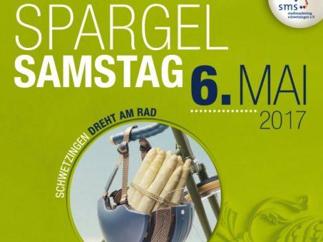 Spargelsamstag am 6. Mai: Spargel, Spaß, Spannung und Sport in Schwetzingen