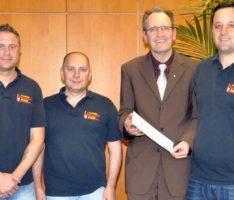 Neues Feuerwehr-Kommando in Brühl bestellt