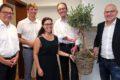 Einweihung der Dietrich-Bonhoeffer-Kinderkrippe im ehem. Sparkassengebäude