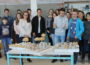 Erster Preis des Hebel-Gymnasiums am Architekturwettbewerb