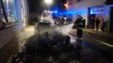 Brühl: Feuerwehr im Einsatz