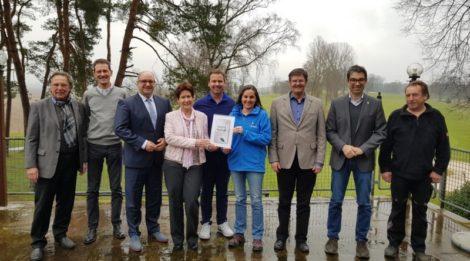 Golf & Natur DGV GOLD Zertifikat erhalten!