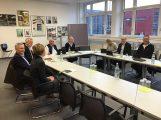 Hightech im Berufsschulzentrum Schwetzingen – CDU-Kreisräte informierten sich